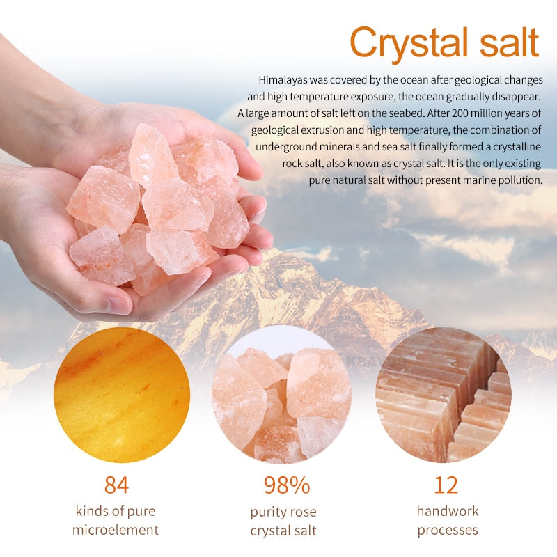 USB Himalayan Salt Lamp