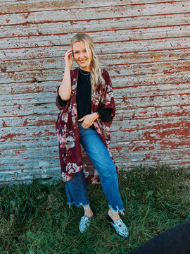 The Ruby Duster by Urban Cowgirl & Co