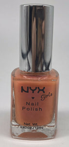 NYX GIRLS NAIL 'Roxy' 10ml