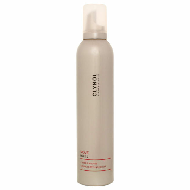 Clynol Move Flexible Mousse 300ml - BEAUTY FOR A FIVER