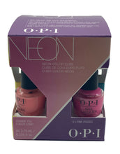 Load image into Gallery viewer, OPI NEON COLOUR CUBE (4 X 3.75ml )