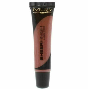 MUA Sheer Finish Lip gloss 15 ml Can't Stop