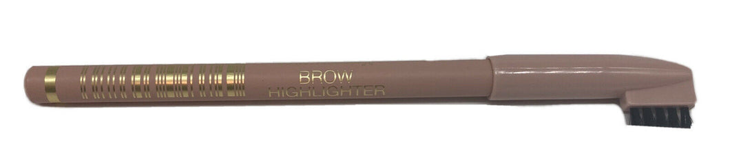 Max Factor Brow HIGHLIGHTER 30m 001 Natural Glaze SET OF 2