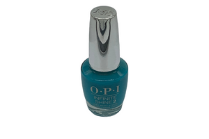 OPI DANCE PARTY TEAL DAWN  15ml Long Last Nail Varnish 100% Authentic.