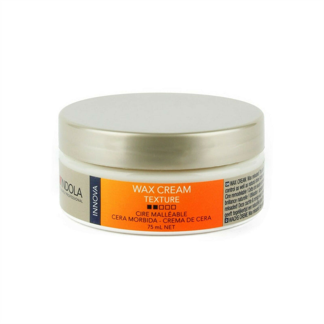 Indola wax cream texture 75ml - BEAUTY FOR A FIVER