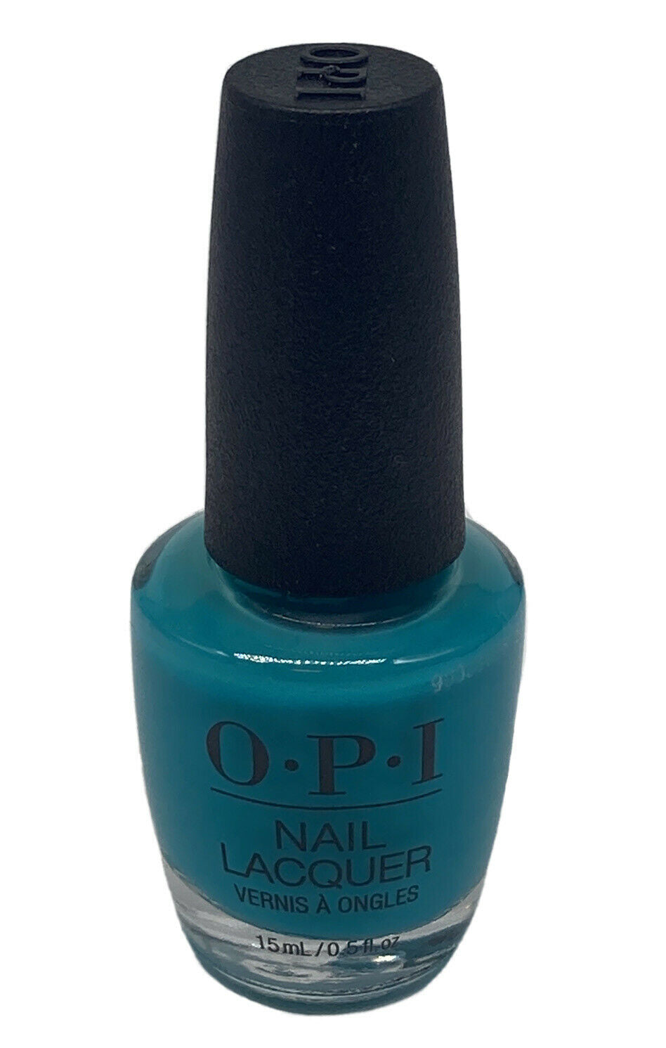 O.P.I NAIL LACQUER 'DANCE PARTY TEAL DOWN' 15ml