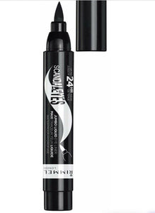 RIMMEL 'SCANDAL EYES JUMBO LIQUID EYE LINER' 3ml