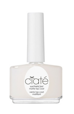 CIATE` Nail Care For A Velvety Matte Nail Look 036 Mattificent - BEAUTY FOR A FIVER