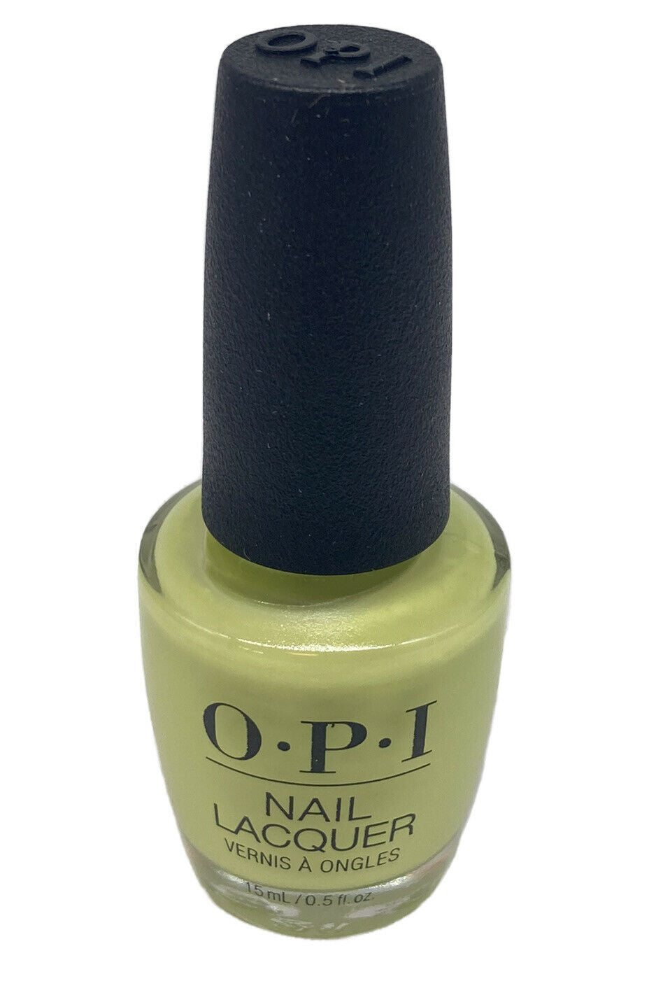 O.P.I NAIL LACQUER 'PUMP UP THE VOLUME' 15ml