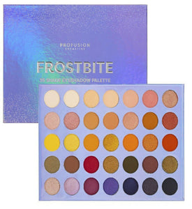 Profusion Frostbite 35 Shades Eyeshadow Palette Set of 2