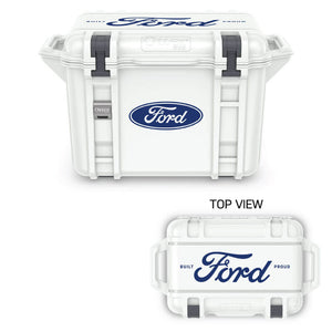 """Built Ford Proud"" OtterBox Venture 45 Cooler"