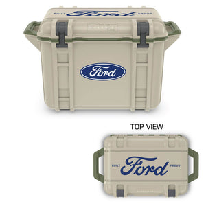 Ford Display OtterBox Venture 45 Cooler