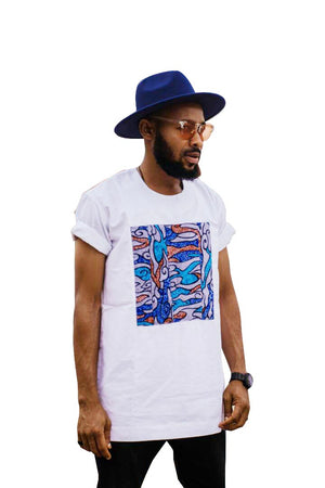 SGTC Ankara Patch Top - AFROSWAGG5