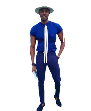 Fai Blue Panther - AFROSWAGG5