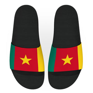 Cameroon Men Slides - AFROSWAGG5