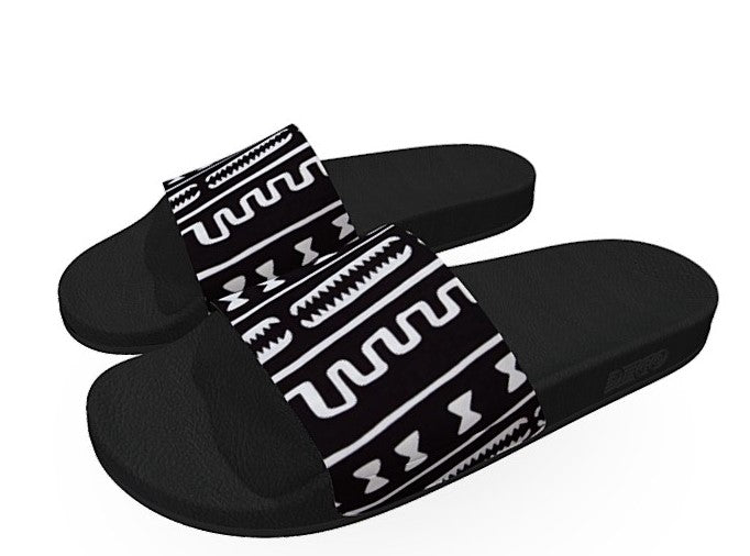 Cowry Men Slides
