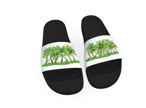 Afroswagg kids Slides (The Palms) - AFROSWAGG5