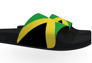 Jamaica Men Slides - AFROSWAGG5