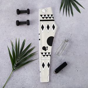 AfroAbstract Leggings - AFROSWAGG5