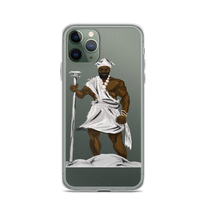 African gods iPhone Case