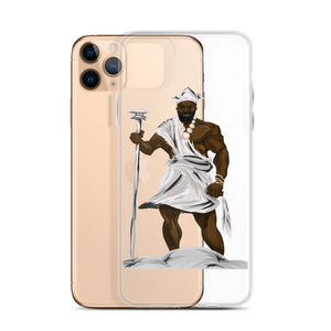 African gods iPhone Case - AFROSWAGG5
