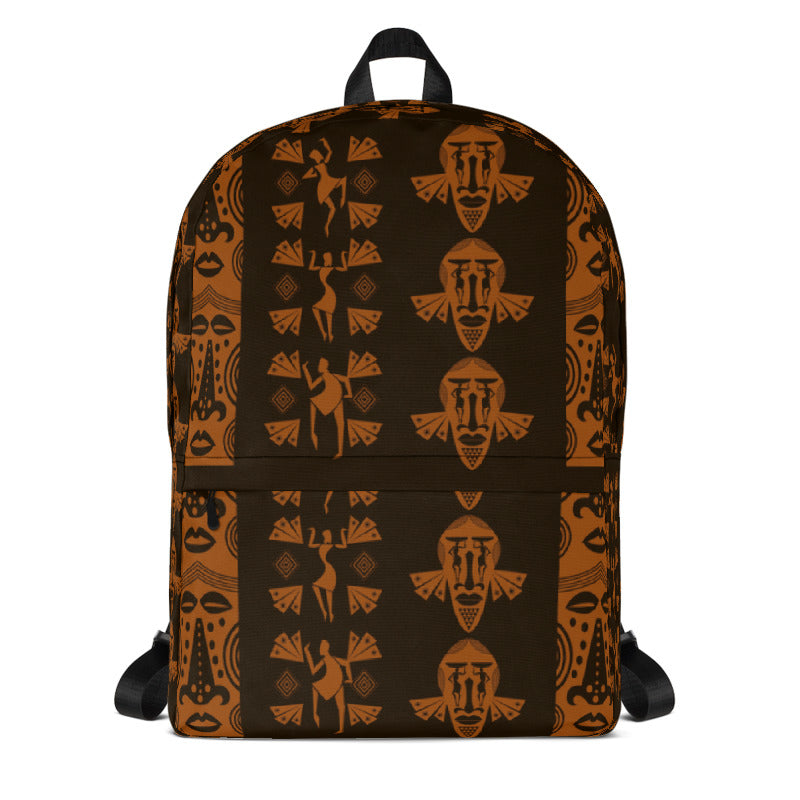 Mask Backpack - AFROSWAGG5