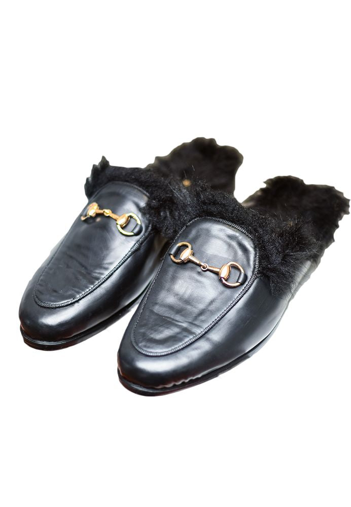 AS Leather Mules - AFROSWAGG5
