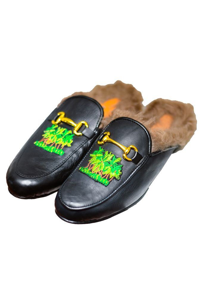 Forest Mules Loafer - AFROSWAGG5