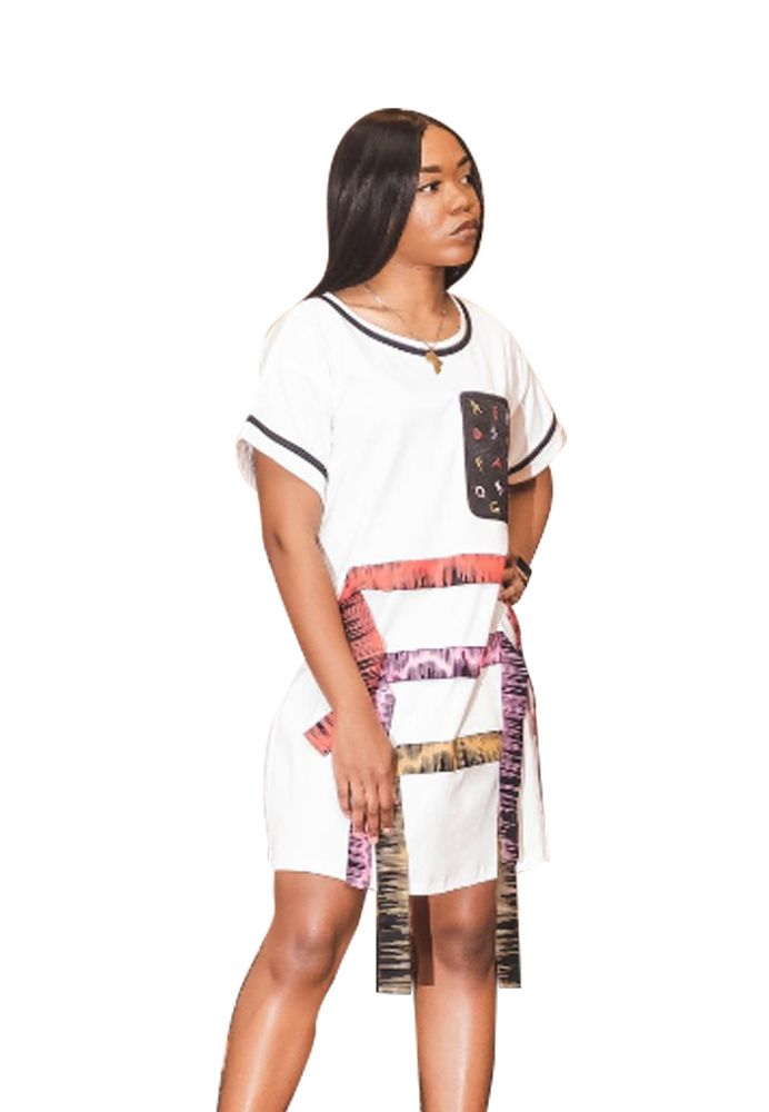 Afro Shift Dress - AFROSWAGG5