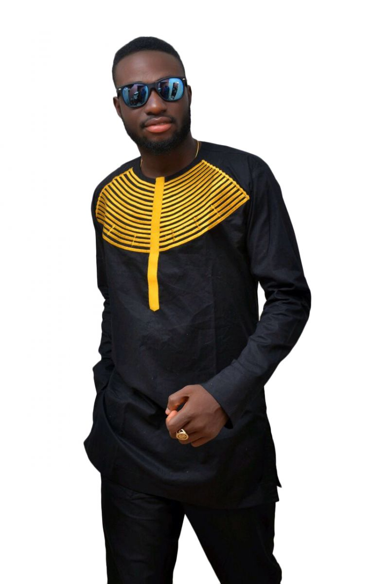 Swing Embroidery Classicman - AFROSWAGG5