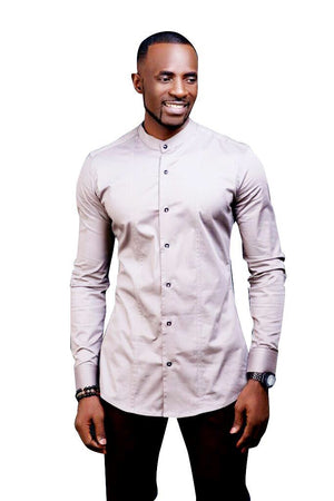 FAI Detailed Shirt - AFROSWAGG5