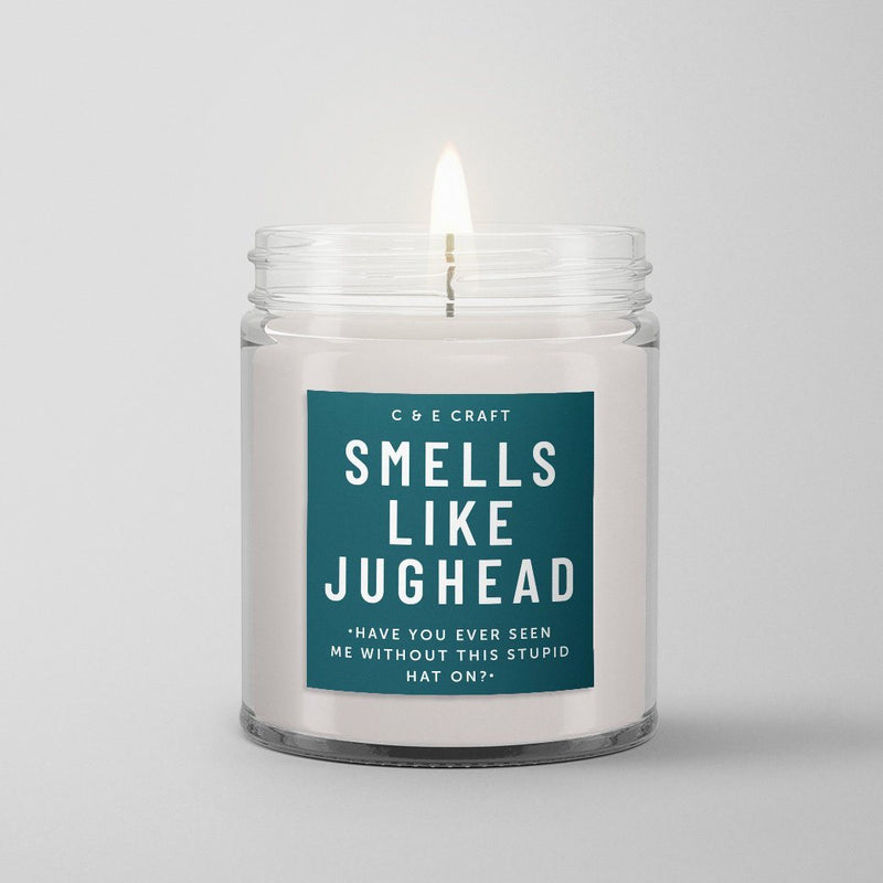 C&E - Smells Like Jughead Jones - Soy Wax Candle - Riverdale Candle - Smells Like Candle C & E Craft Co