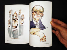 Load image into Gallery viewer, Book OP ED  (Libro de ilustraciones de opinión) NEW WORK