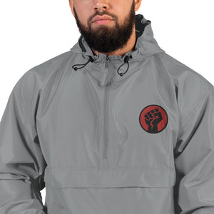 Subsudio Cryptocurrency Embroidered Champion Packable Jacket
