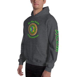 XCZM Be The voice of The Voiceless Hoodie