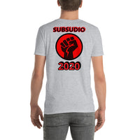 SubSudio 2020 Men's Cryptocurrency Short-Sleeve T-Shirt