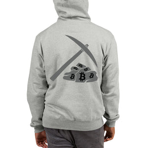 Bitcoin Miner Durable Champion Hoodie