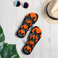 Monero Cryptocurrency Flip-Flops