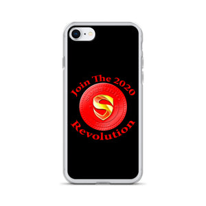 Subsudio Revolution Cryptocurrency iPhone Case