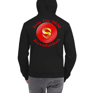 Subsudio 2020 Revolution Zip Up Men's Hoodie Jacket