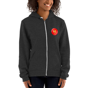 Subsudio 2020 Revolution Women's Zip Up Hoodie Jacket