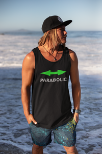 Parabolic Pump Cryptocurrency High Quality Tank Top