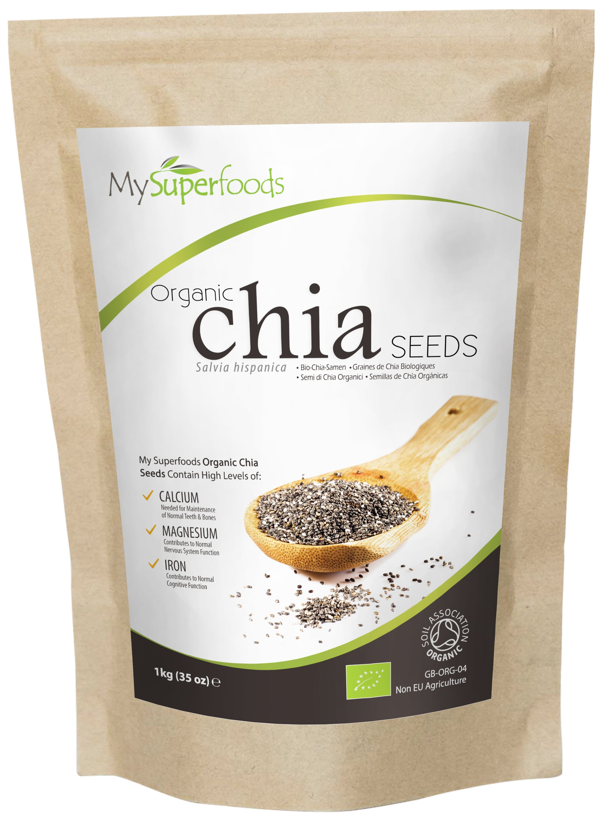 Semi Biologici di Chia
