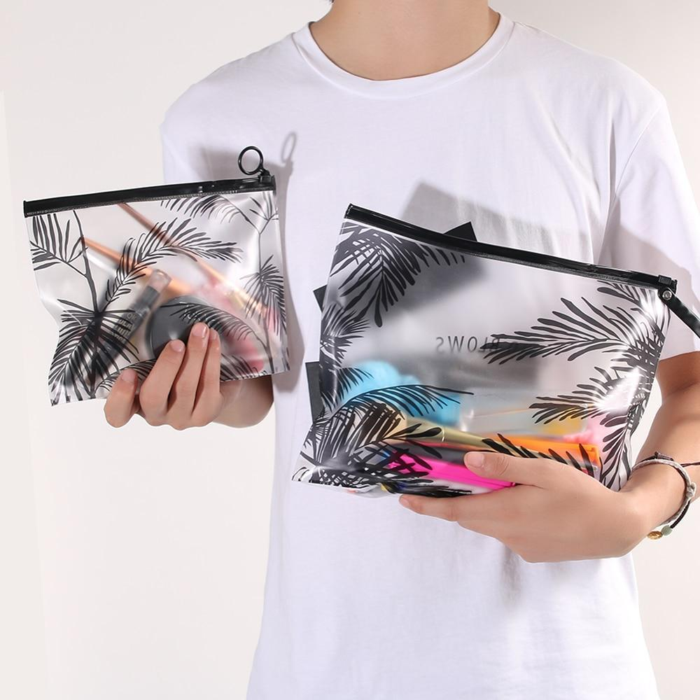 Fashion Women Clear Cosmetic Bags