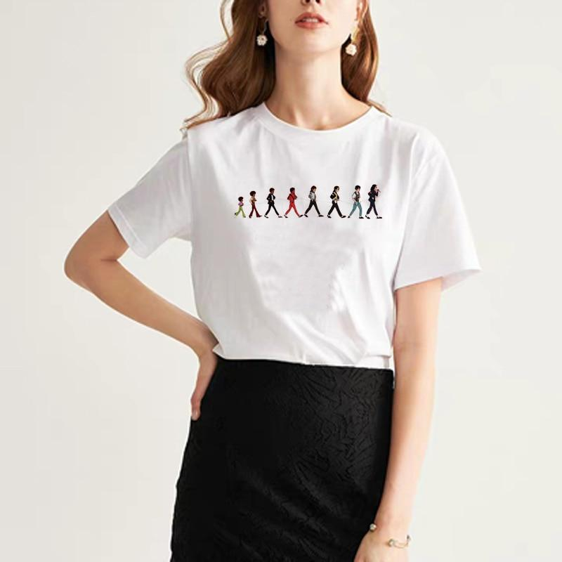 Michael Jackson T-Shirt Casual