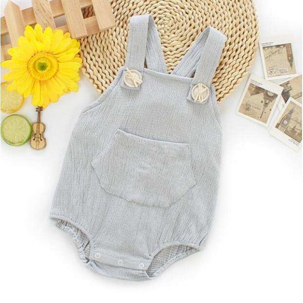 Baby Knitting Rompers Cute Baby Clothes