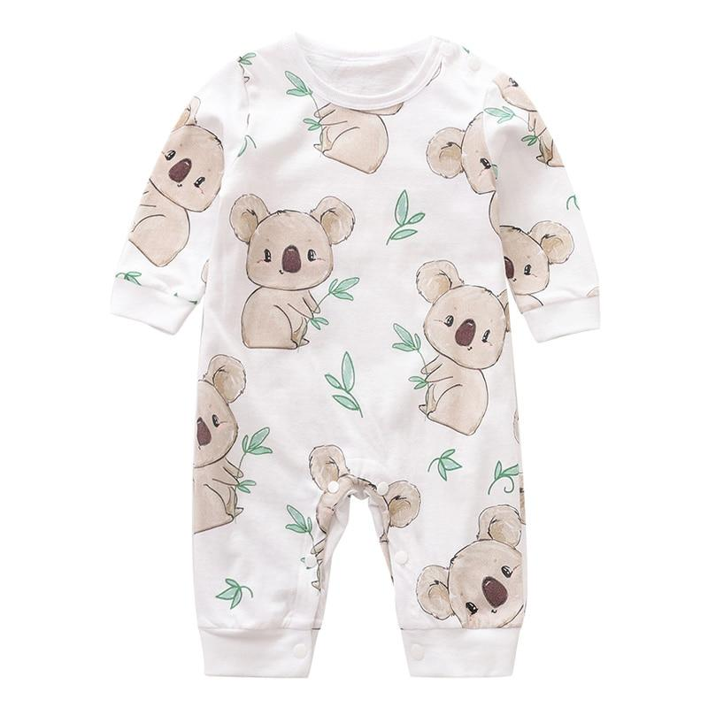 Newborn  Cotton Romper Cute Koala Clothes