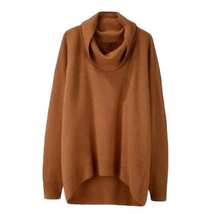 Women Oversized Sweaters Winter
