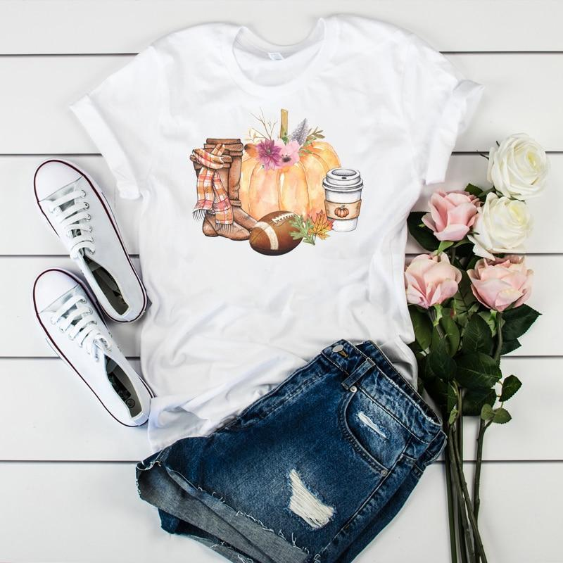 Women Thanksgiving T shirt Womens