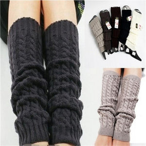 Christmas Gifts Knit Knitted Knee Socks